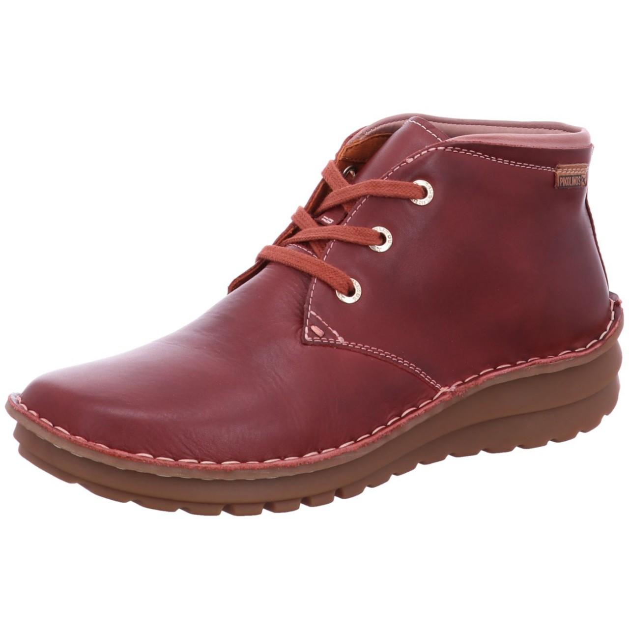 Pikolinos Boot CAZORLA Rot W5U-8762 arcilla