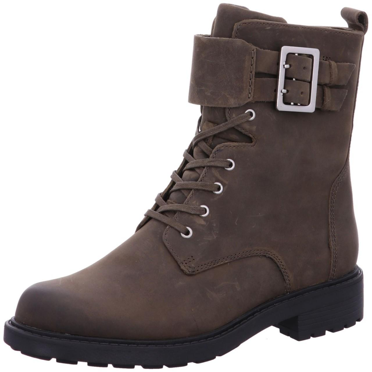 Clarks Boot Orinoco 2 Lace Grün 26153928 Orinoco 2 Lace dolive