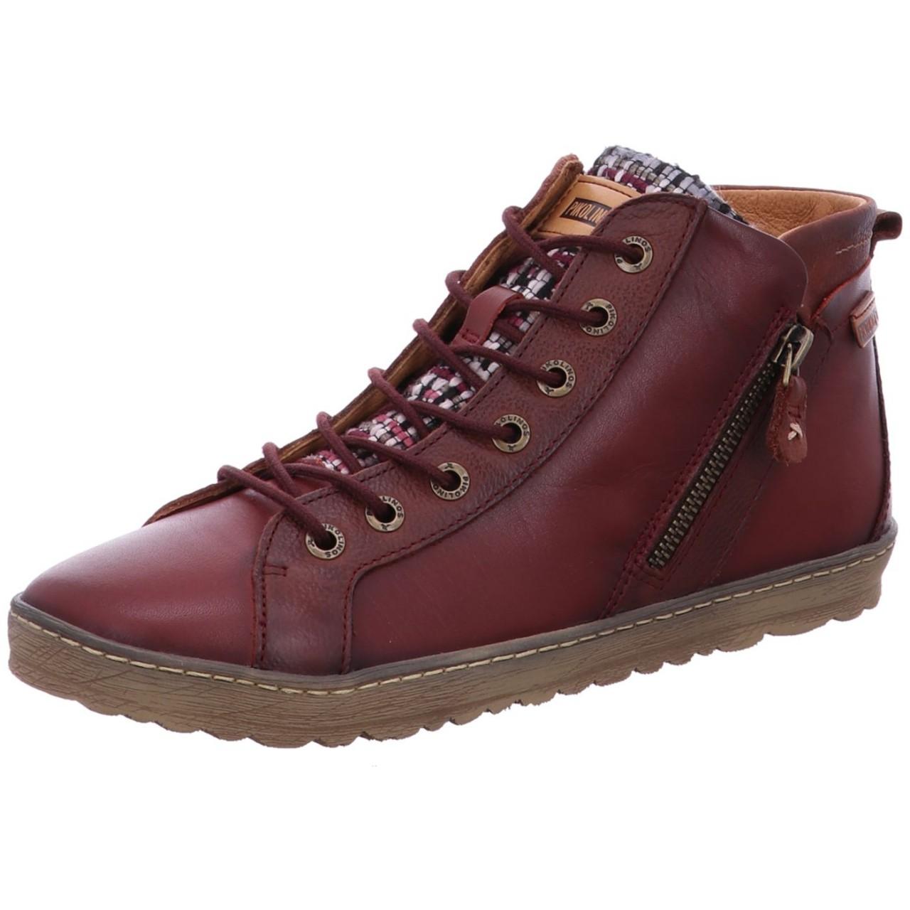 Pikolinos Boot LAGOS Rot 901-8506 arcilla