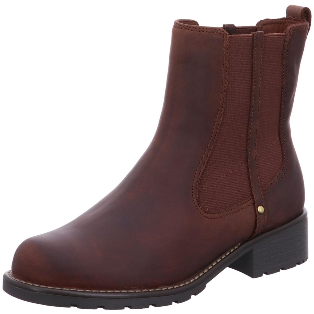 Clarks Boot Orinoco Hot Braun 26138171 Orinoco Hot tan