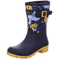 Bild 1 - Joules Gummistiefel Molly Welly floral