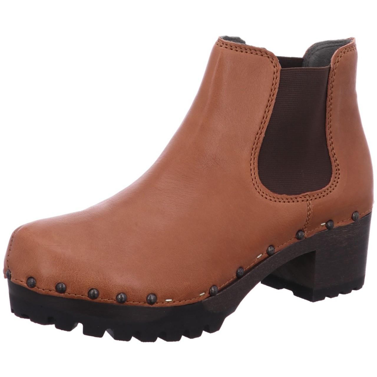 Softclox Boot Isabelle Braun 3358 cognac