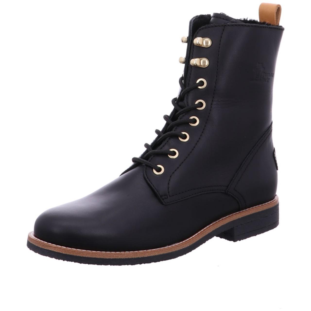 Panama Jack Boot Gatha Igloo Travelling B1 Schwarz Gatha Igloo Trav B1 black