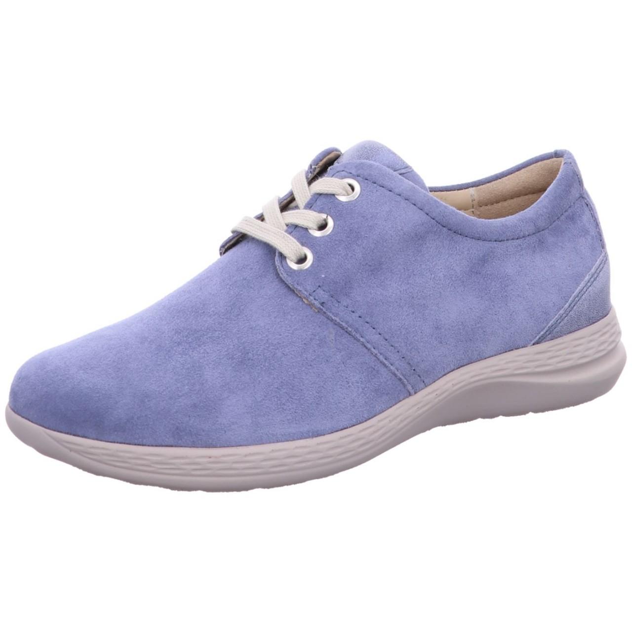 Fidelio Schnürschuh Hi-Energy Blau jeans 52 6101 89