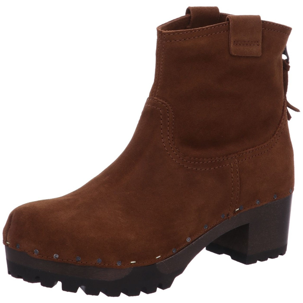 Softclox Boot Inken Braun 3354 brandy