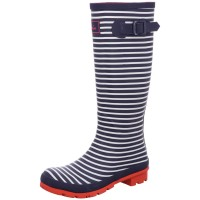 Bild 1 - Joules Stiefel Welly High, gestreift