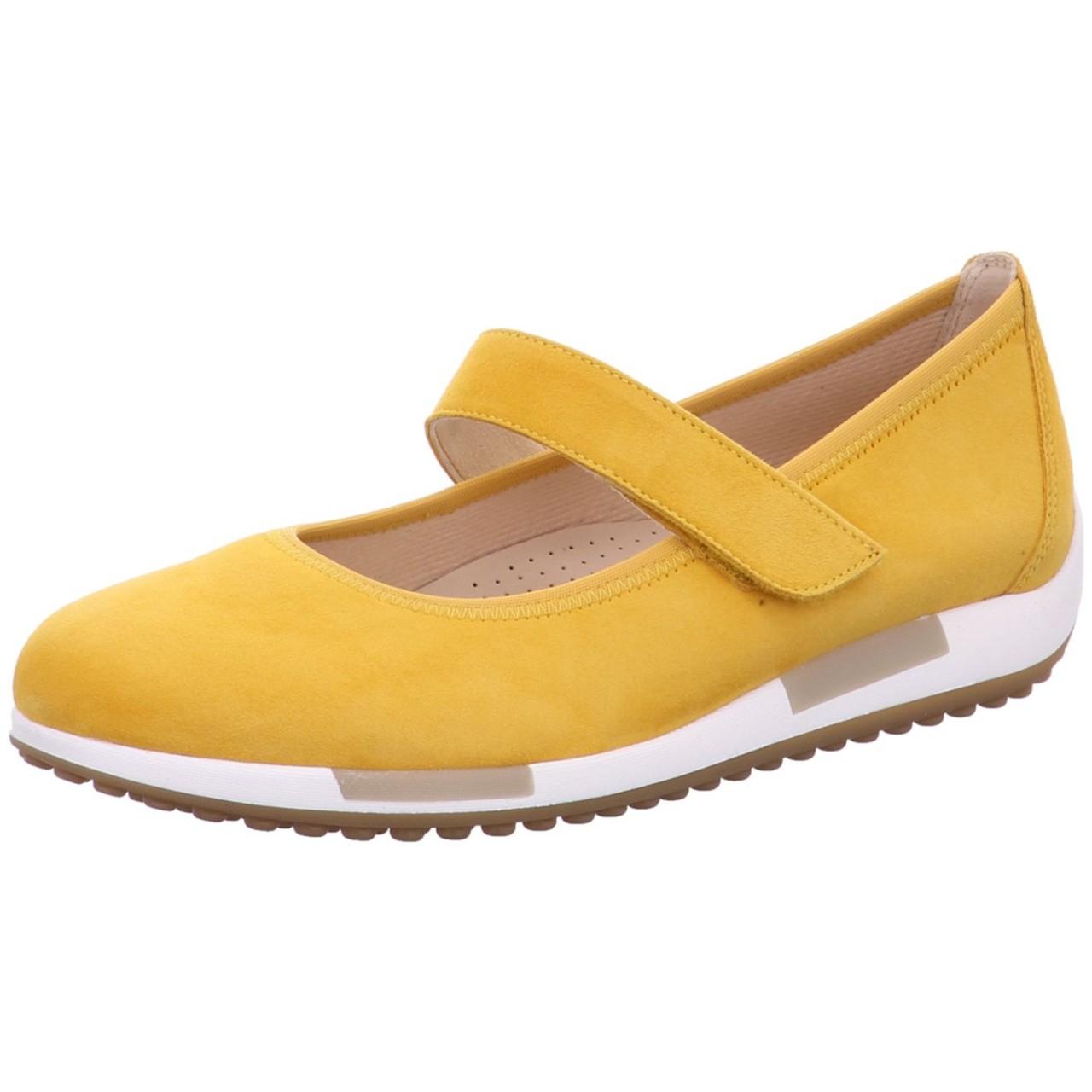 Gabor Slipper 42.419.22 Gelb mango 22 42.419.22