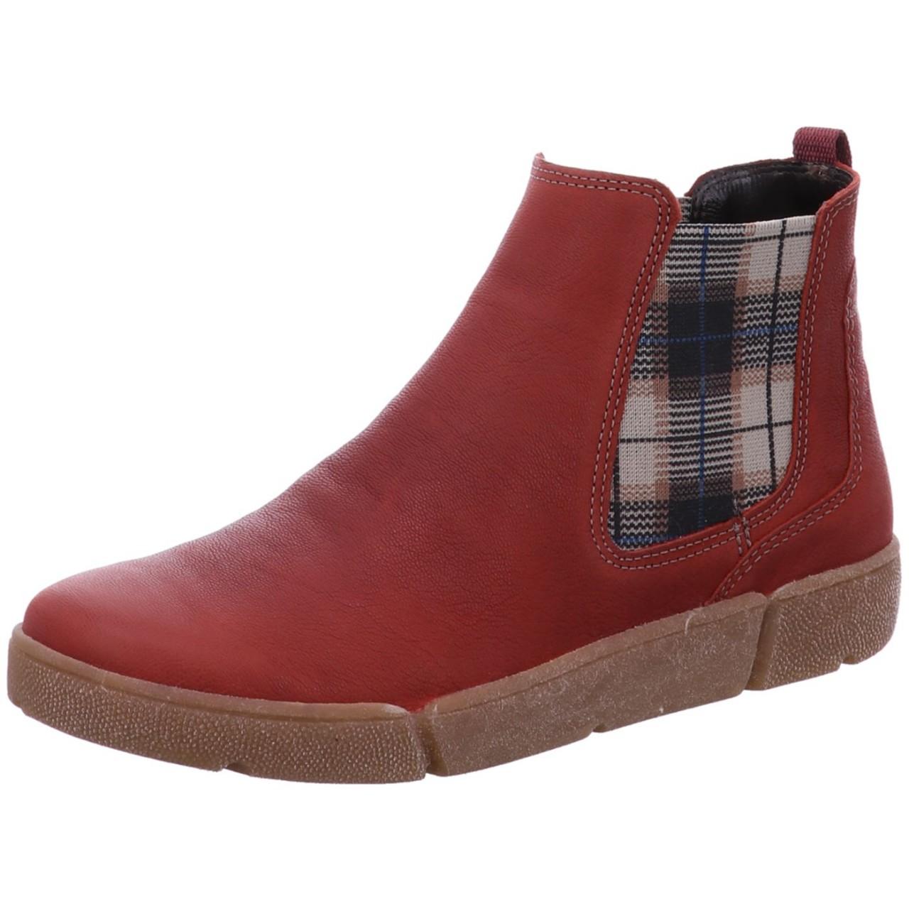 Ara Boot ROM  Rot ZIEGEL 10 14441-10
